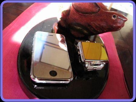 アイフォーン&MP4腕時計。.jpg